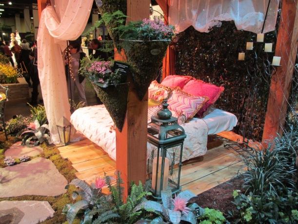 Sweet Dreams in the Garden.